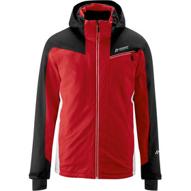 Maier Sports Marlin Jacket Men, rouge